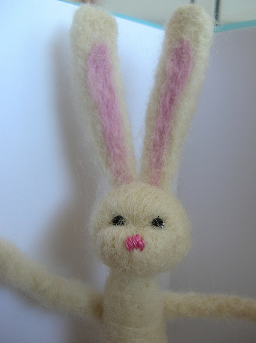 Patronen en ideeen knutselen thema konijn
