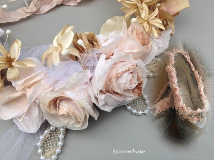 kransje balletschoenen