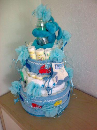 Baby Luiertaart Is Uniek Cadeau Bij Geboorte Hobbyblogonl