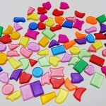 mozaiek steentjes