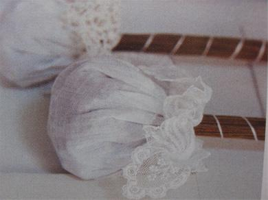 Lavendel geurzakje of geurbol zelf maken