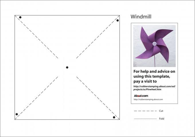 Hoe windmolen maken