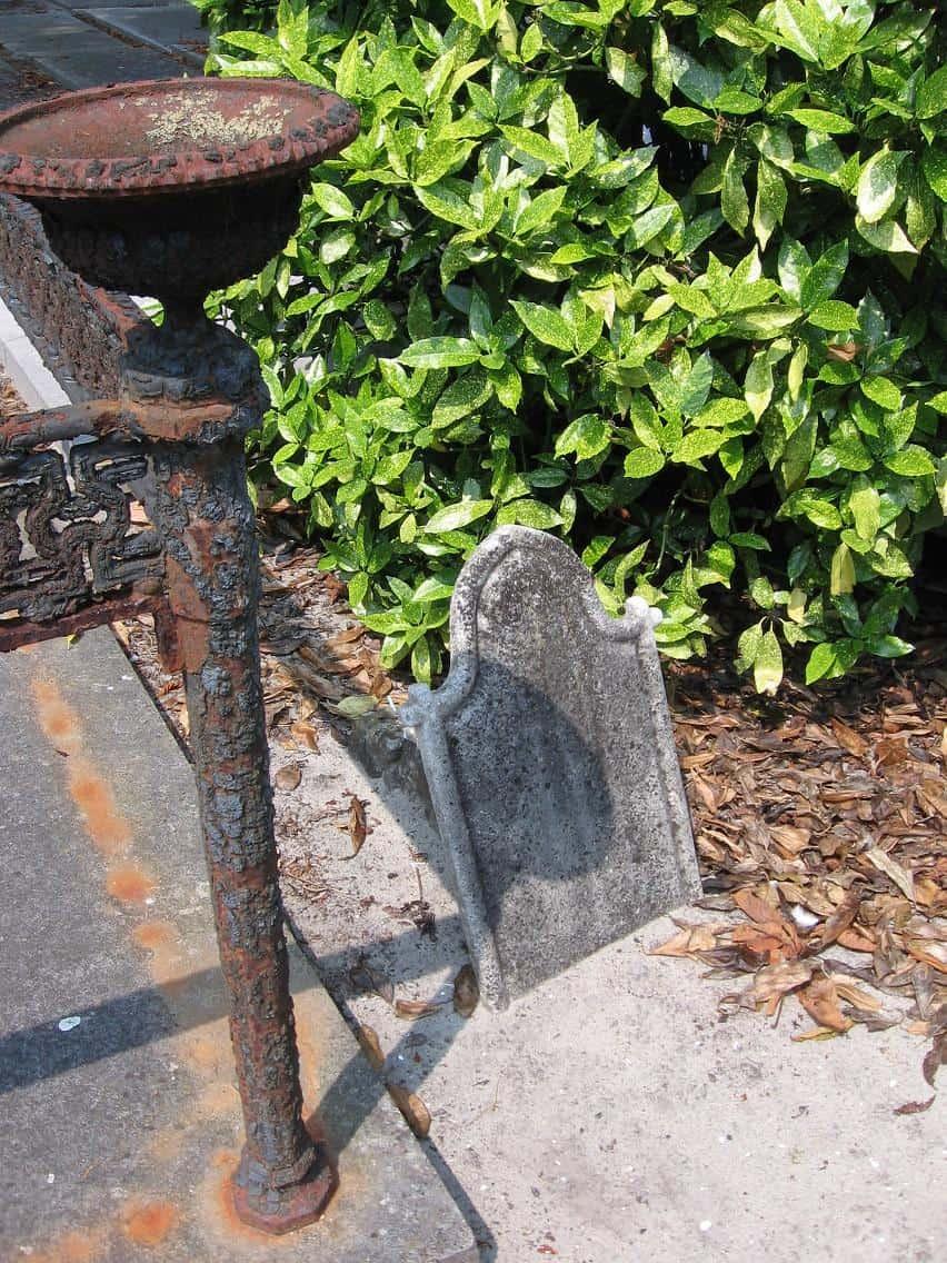 impressie begraafplaats 3