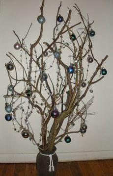 Hoe alternatieve kerstboom maken