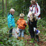 Herfstvakantie natuurweek met veel kinderactiviteiten