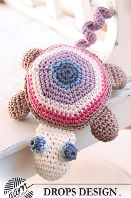 Favoriete Gratis haakpatronen van knuffels - Hobby.blogo.nl #BO84