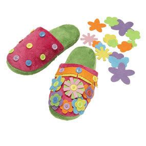 Pantoffel en slipper als Sinterklaas surprise
