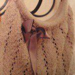 Breipatroon feestelijk handtasje breien