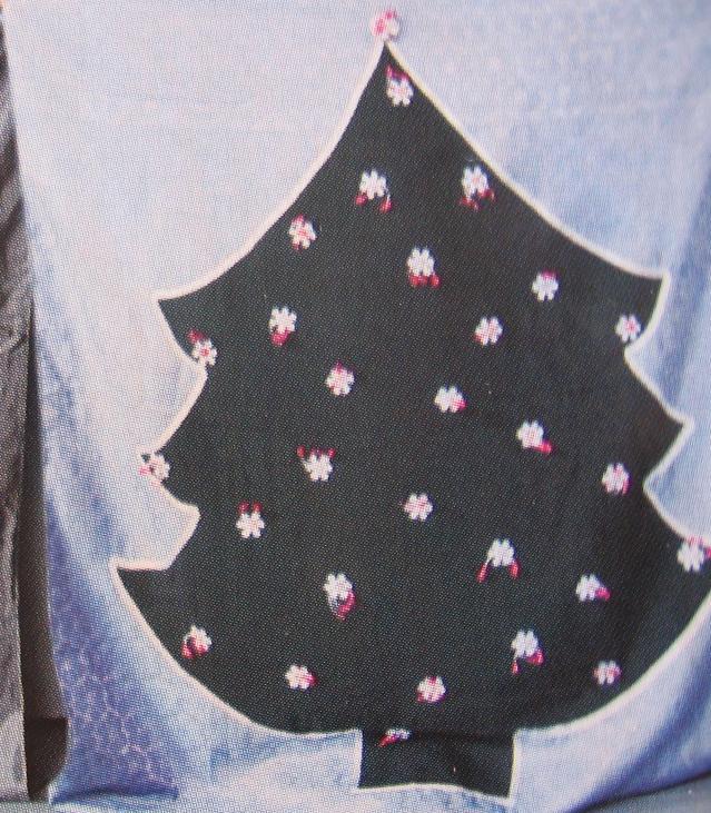 Hoe kerstkleed en dekboedhoes maken