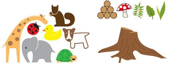 Kinderkamer nieuwe look en zelf stickers ontwerpen