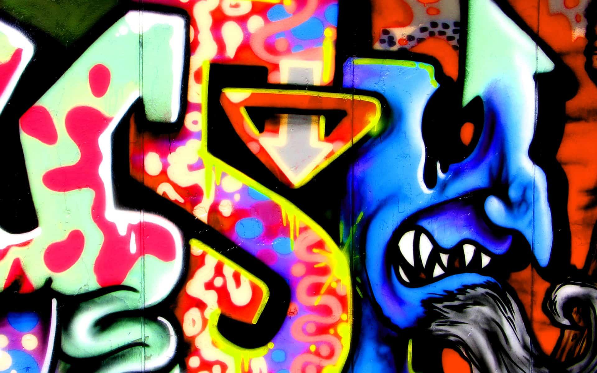 Kussenhoes maken met eigen foto for Immagini graffiti hd