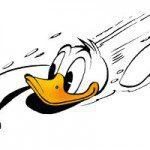 Zwemdiploma behalen met Donald Duck