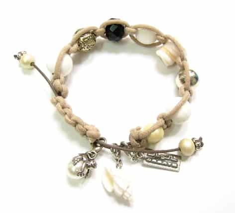 Werkuitleg originele Shamballa armband maken