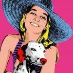 Jouw huisdier in een Pop Art Portret