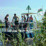 Fietsen in Friesland met de pontjesroute