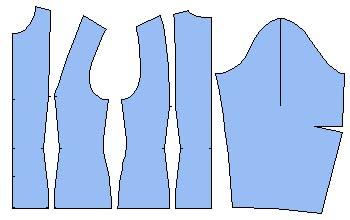 Patroon kleding zelf maken met patronenmaker