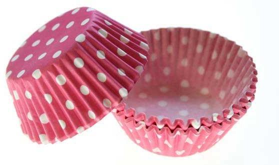 cupcakes papieren vormen