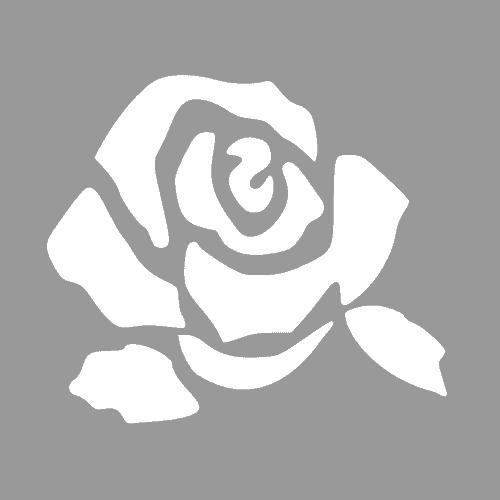Hoe zelf een rozen sjabloon maken