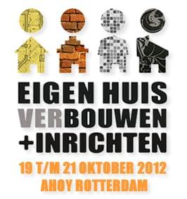 Gratis toegang winnen voor eigen huis beurs ahoy rotterdam for Huis winnen
