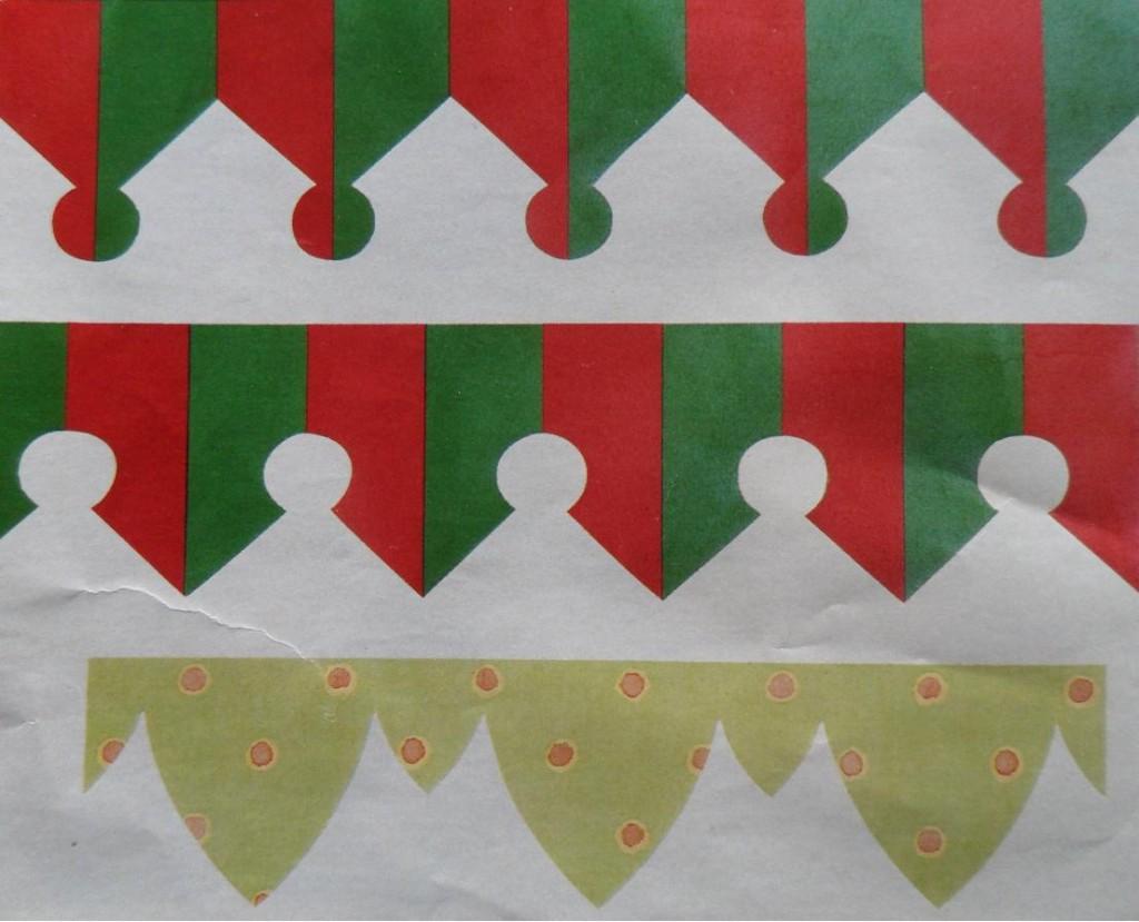 Hoe behang border zelf maken en diverse vormen