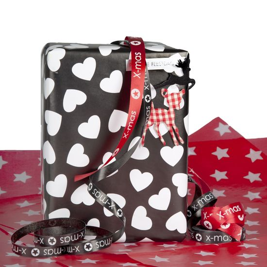 Inpakmateriaal voor Kerst Sint en verjaardag