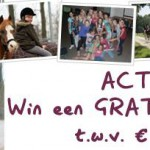 Liken en kans op winnen gratis week ponykamp