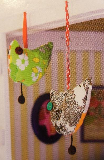 Decoratieve hangfiguurtjes maken