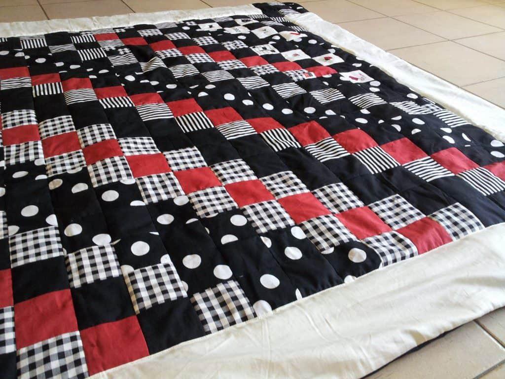 quilt patchwork voor sabina 2013