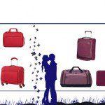 Op reis met betrouwbare koffers