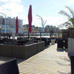 Nieuwe boulevard Scheveningen