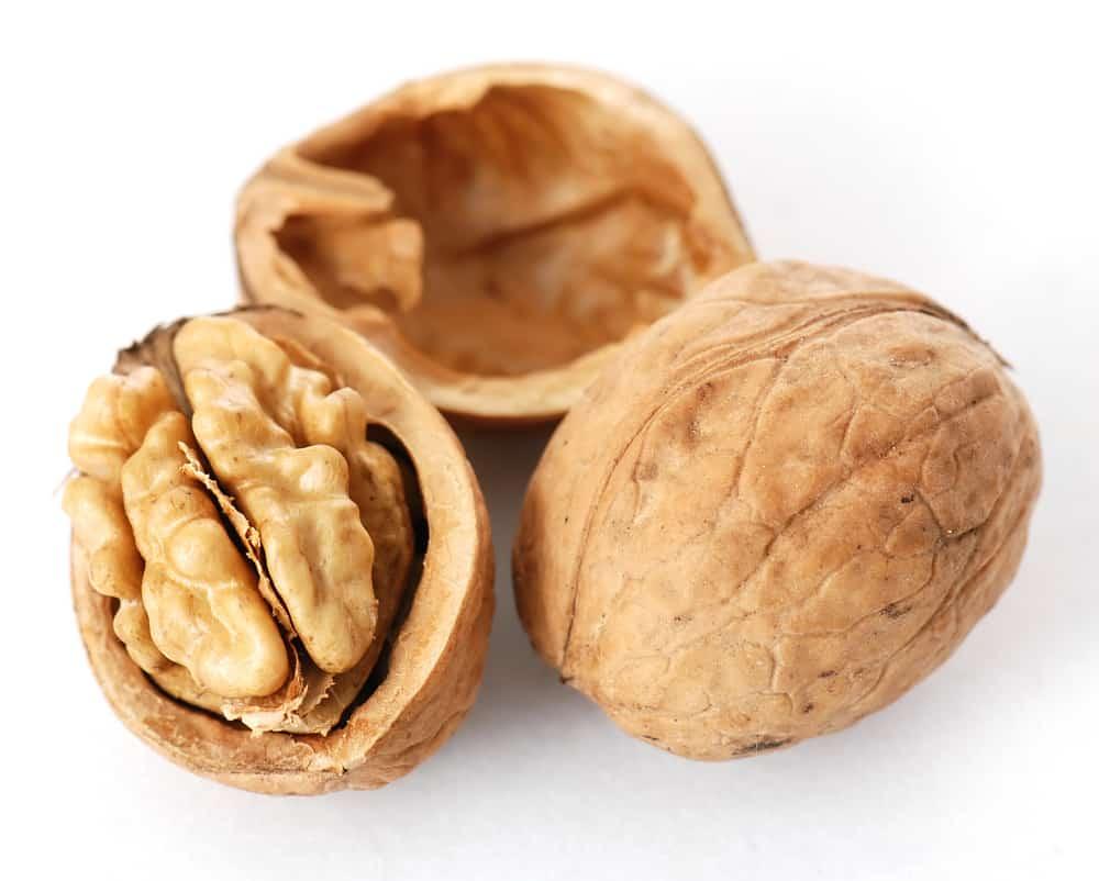 walnoten ketting maken adventskalender