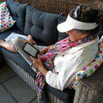 Boek lezen via scherm is weblezen
