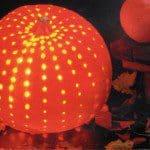 Pompoen uithollen als sfeerlicht Halloween