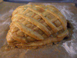 recept kalkoen in bladerdeeg 1
