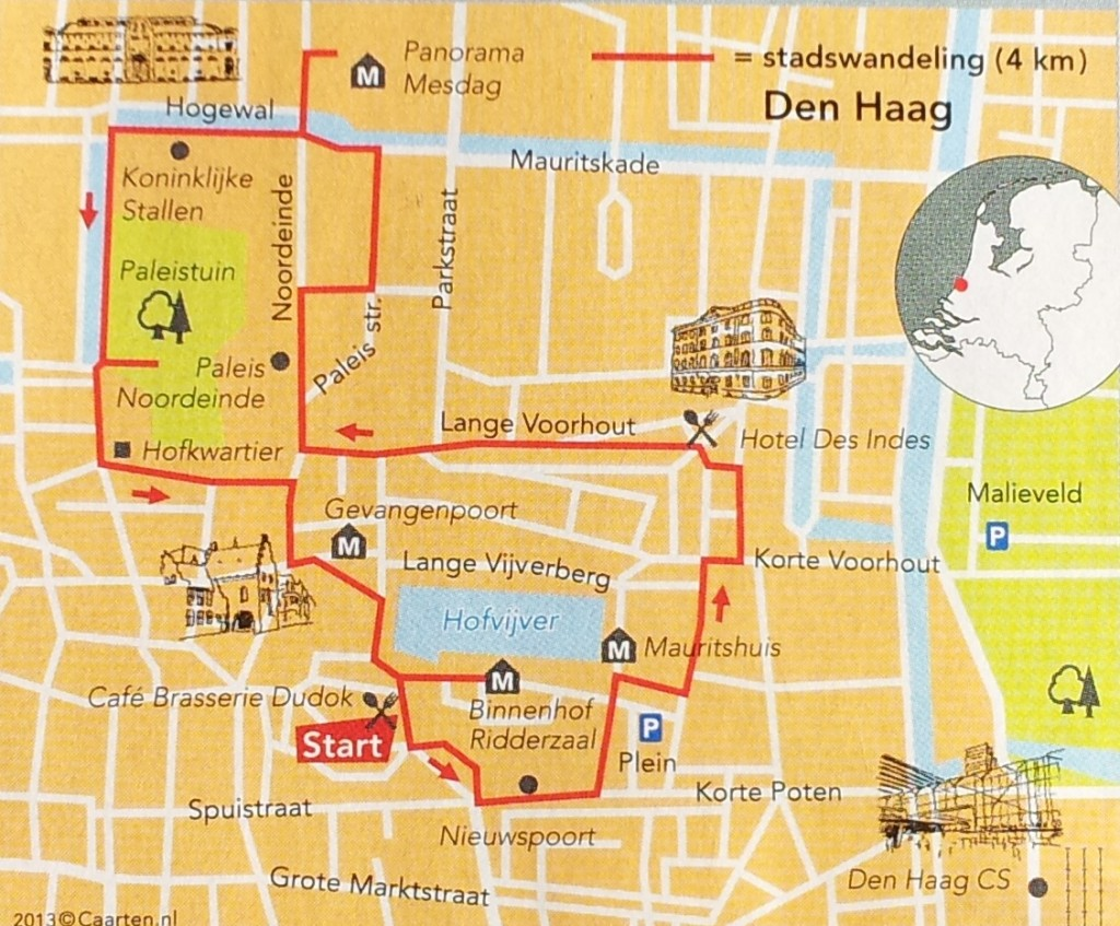 stadswandeling Den Haag