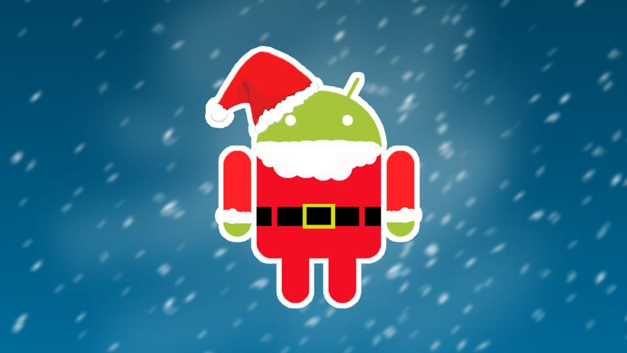free christmas live wallpaper for android