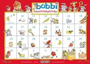 Bobbi Viert Sinterklaas Met Schoenzet Kalender Hobby