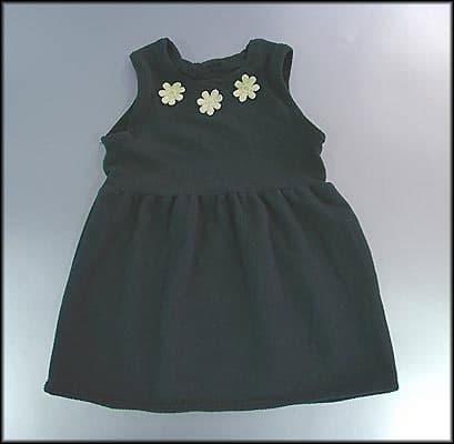 Patronen kinderkleding jurk