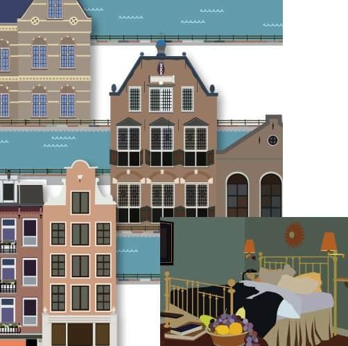 hotels met stijl in Amsterdam 1