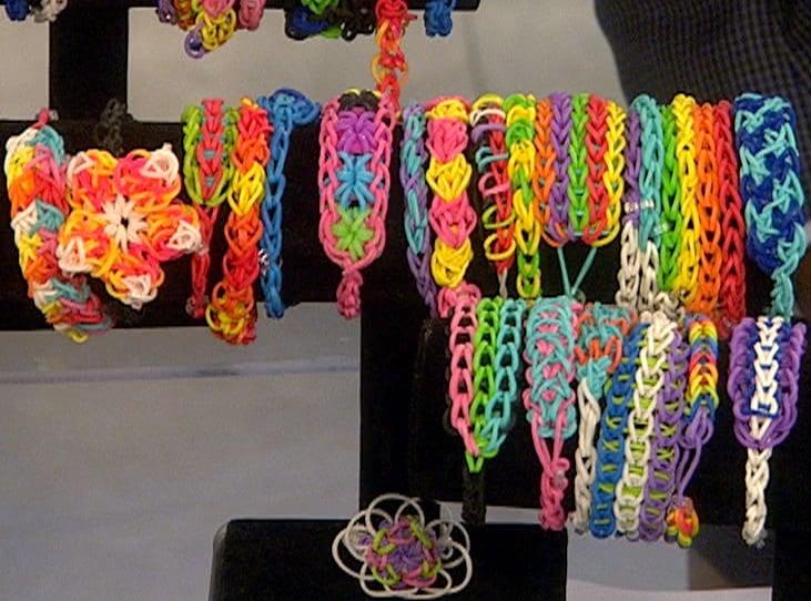 rainbow loom armbanden armbandjes 1