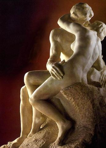 de kus rodin geeft inspiratie