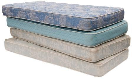 speelkasteel maken van oude matras. Black Bedroom Furniture Sets. Home Design Ideas