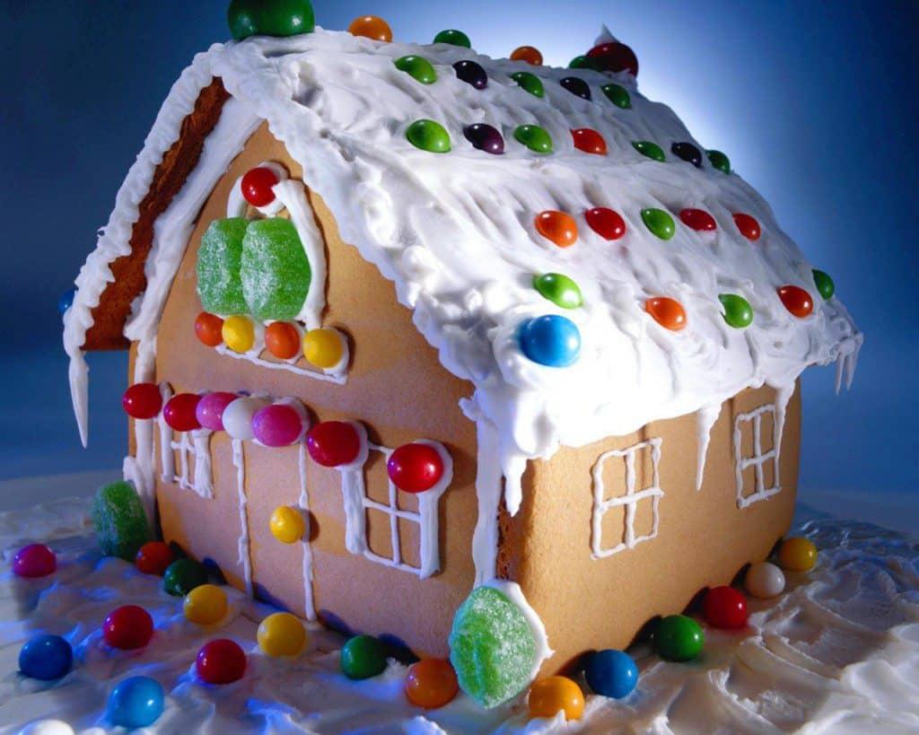 Snoephuisje maken met kinderen / BRON: hdwallpapercollection.com