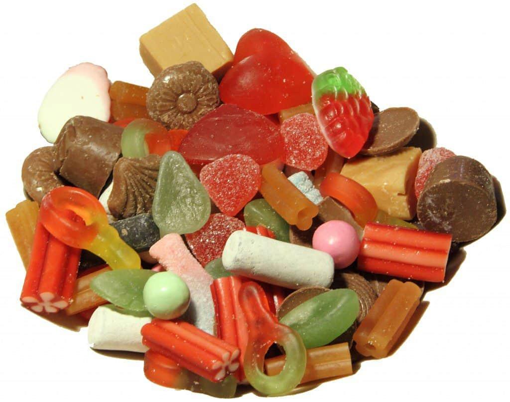 Sinterklaas snoepketting maken kan iedereen