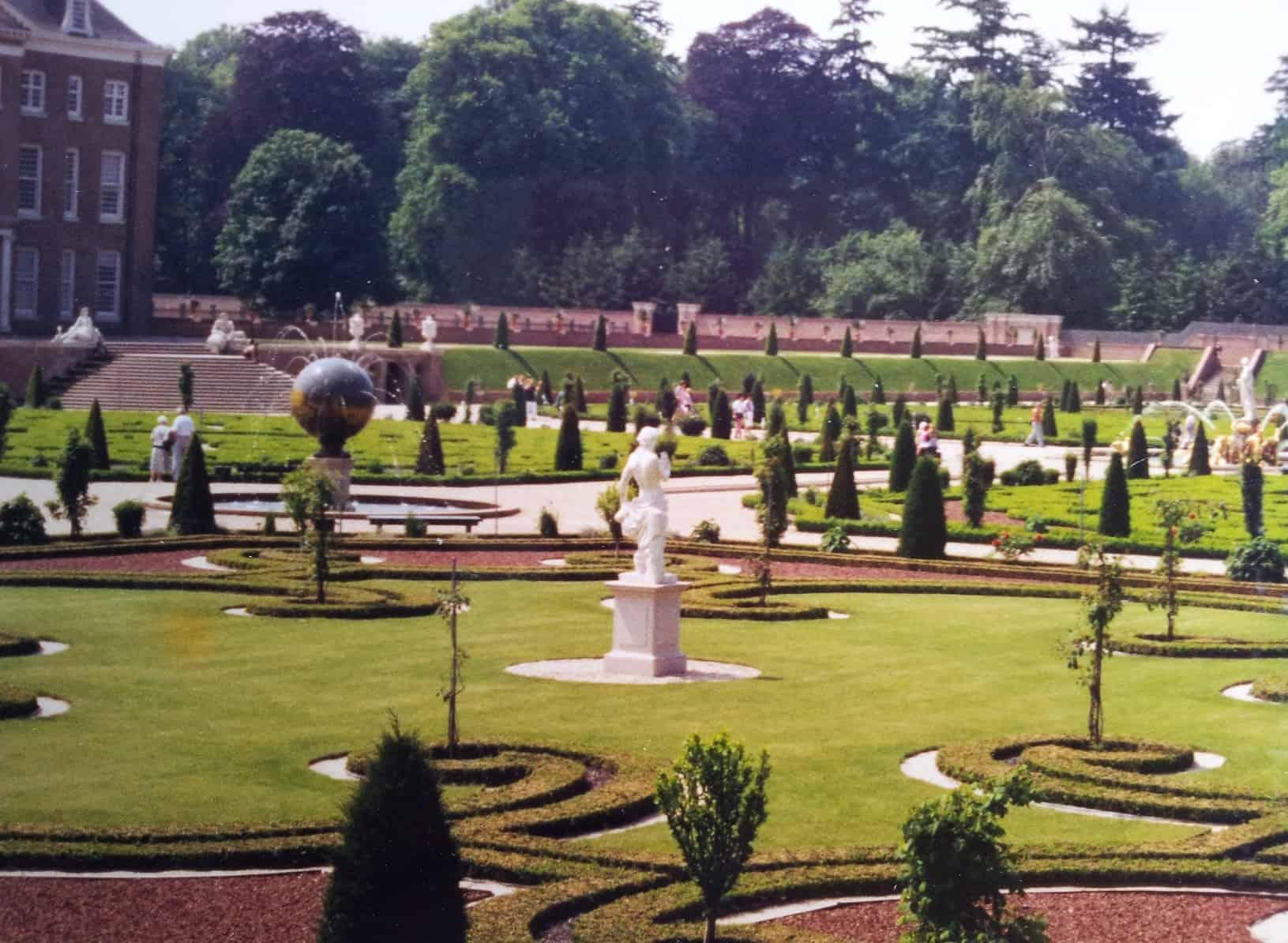 Tuinen Paleis Het Loo, 1992