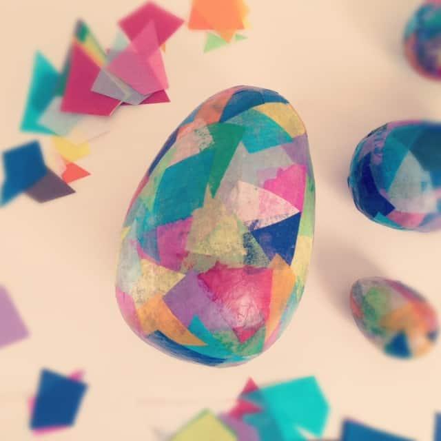 Eieren versieren met veel creativiteit