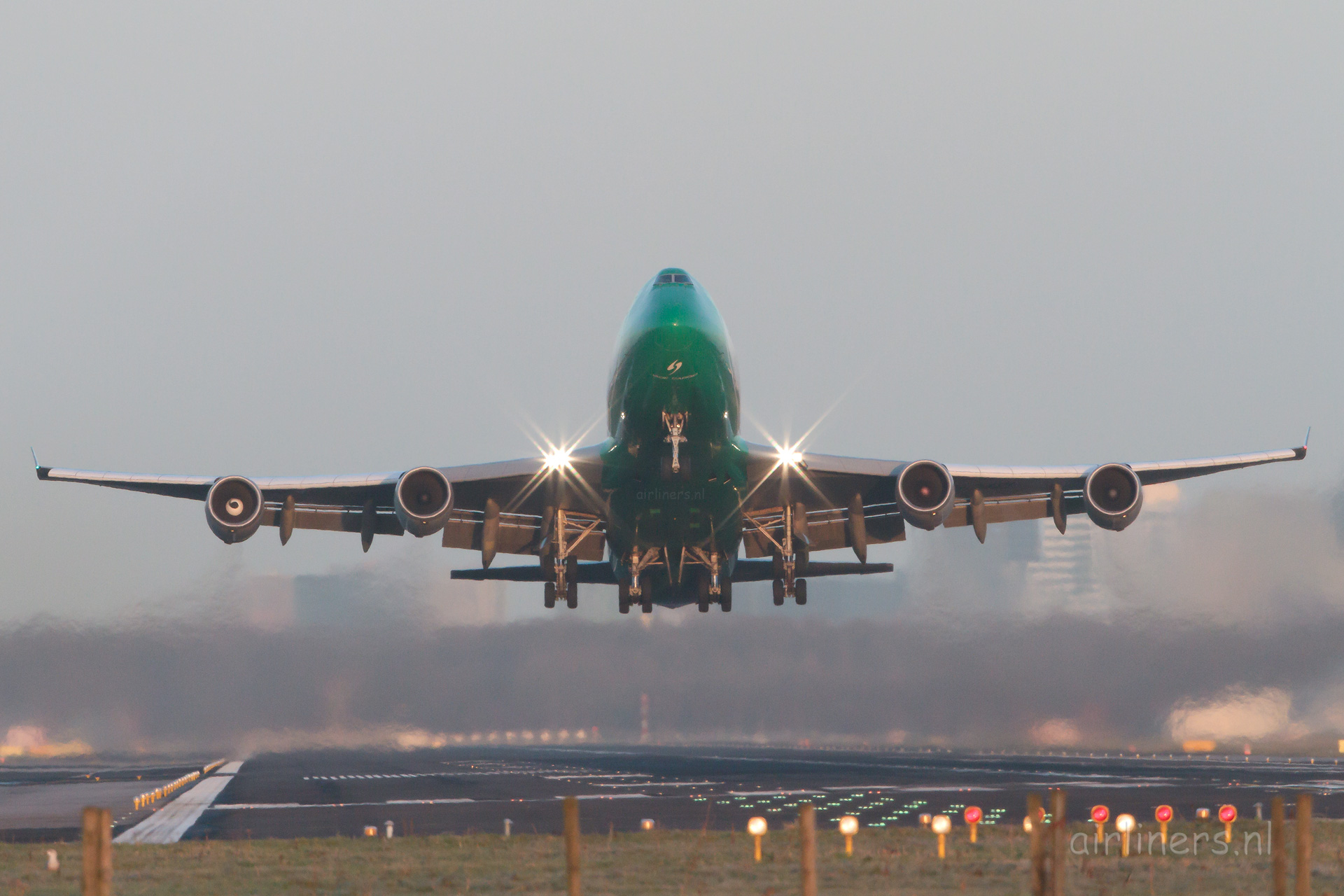 Dagje uit op luchthaven Airport Schiphol