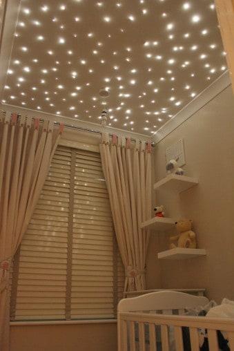 sterrenhemel in slaapkamer of badkamer - hobby.blogo.nl, Deco ideeën