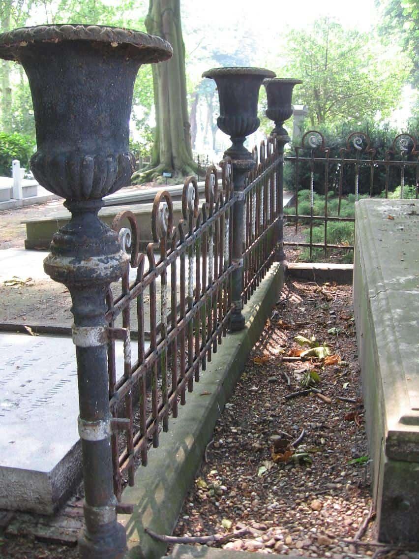 impressie begraafplaats 5