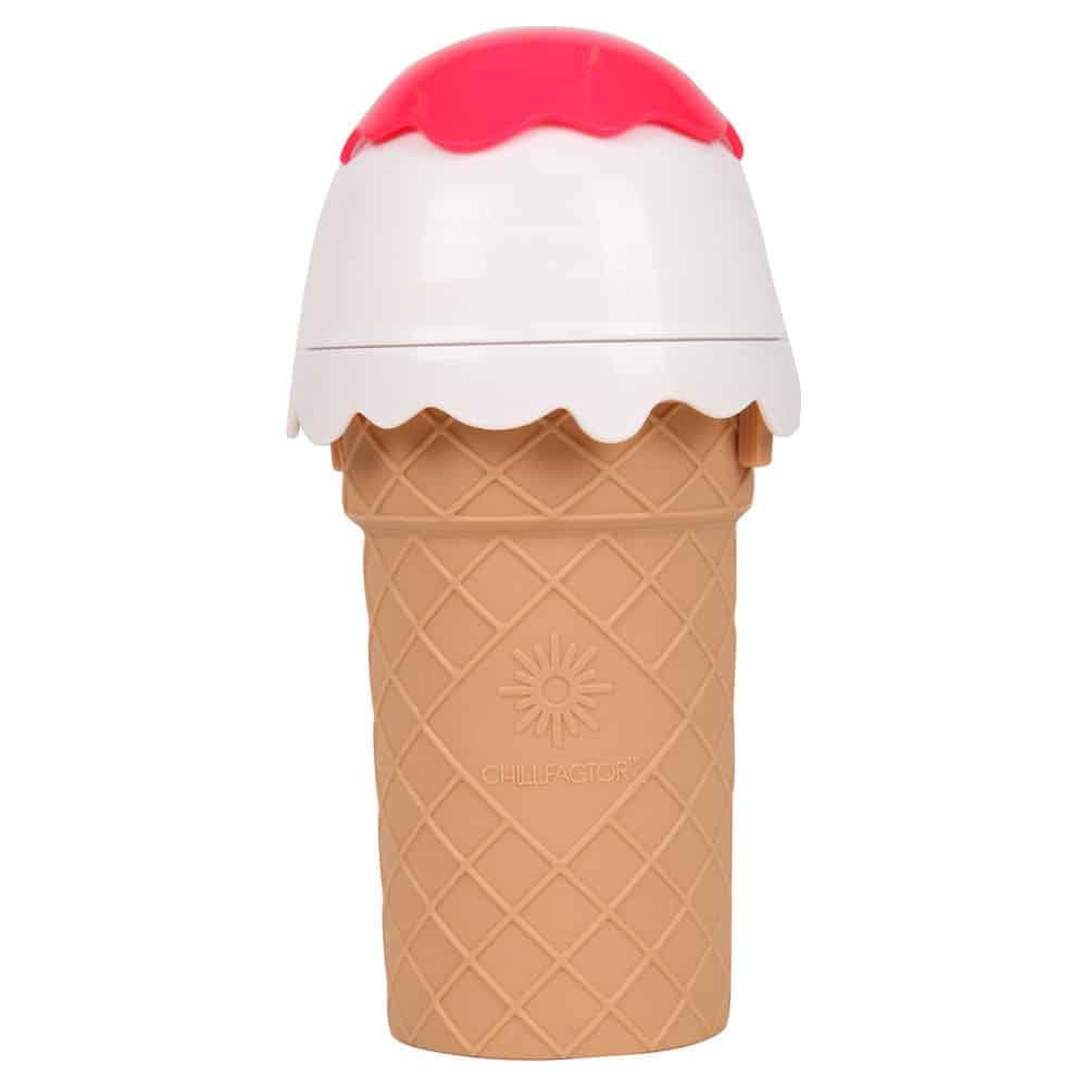 Snelle manier ijs maken met de kinderen